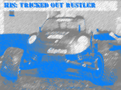 click here to check out P's hella modded rustler